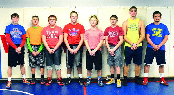 Marion wrestling returns seven state qualifiers