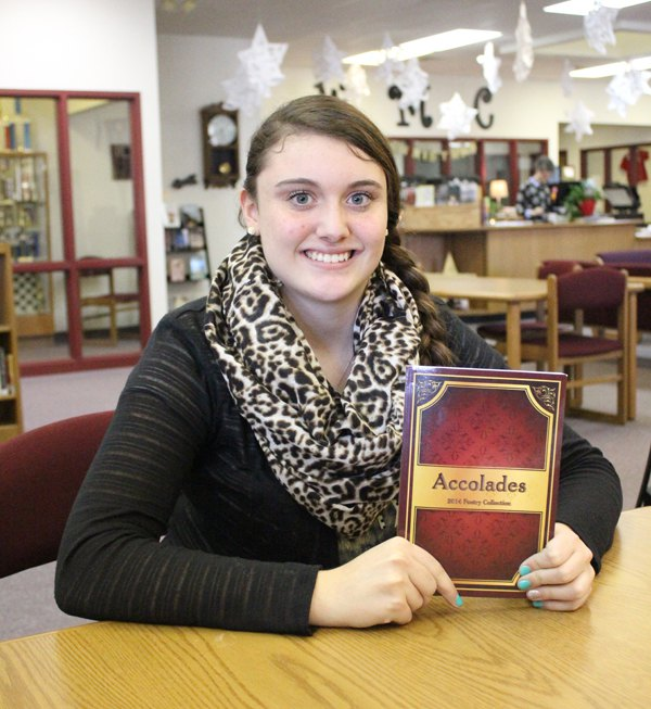 HHS student's poem picked for publication