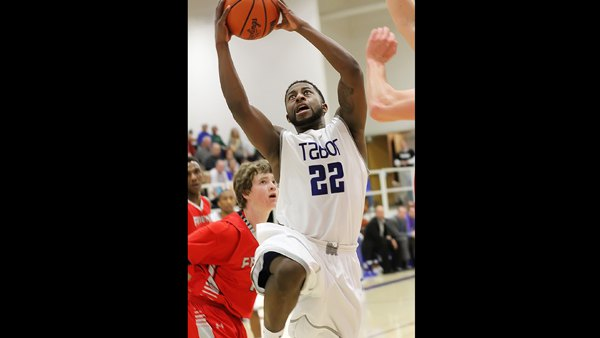 TC men earn first KCAC win