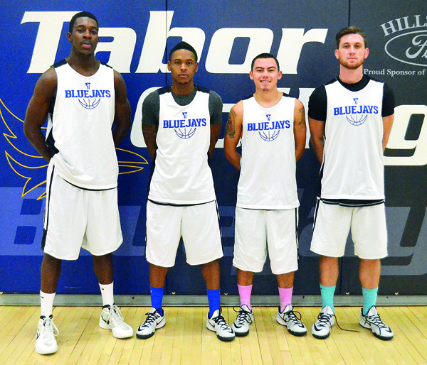 Tabor men shooting for KCAC championship