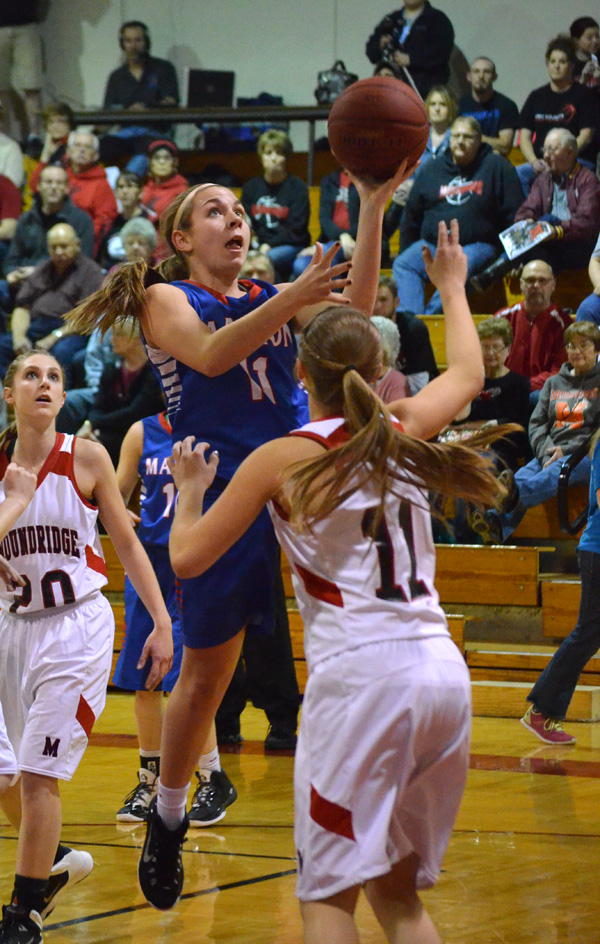Marion drops two at Moundridge