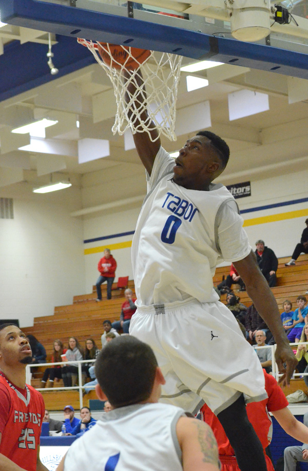 Tabor men stunned by Friends in KCAC semifinals