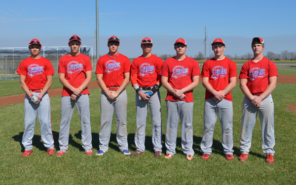 Eight starters will elevate CGHS baseball team