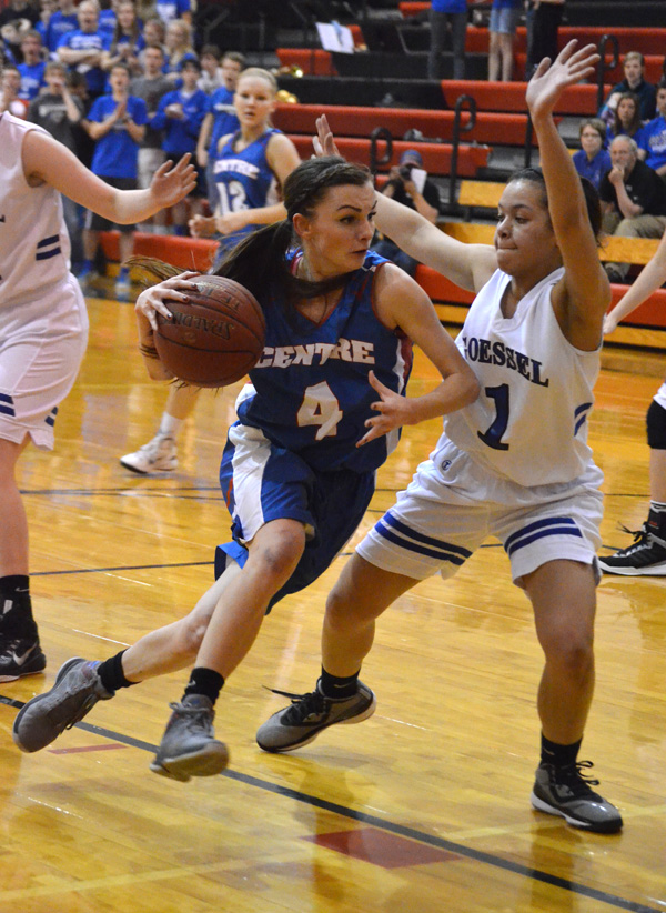 Centre girls defeat Goessel in sub-state finals