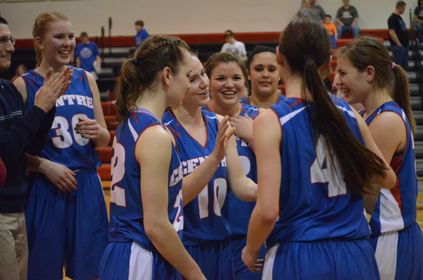 STATE-BOUND / Centre defeats Goessel in all-Wheat State League sub-state finals