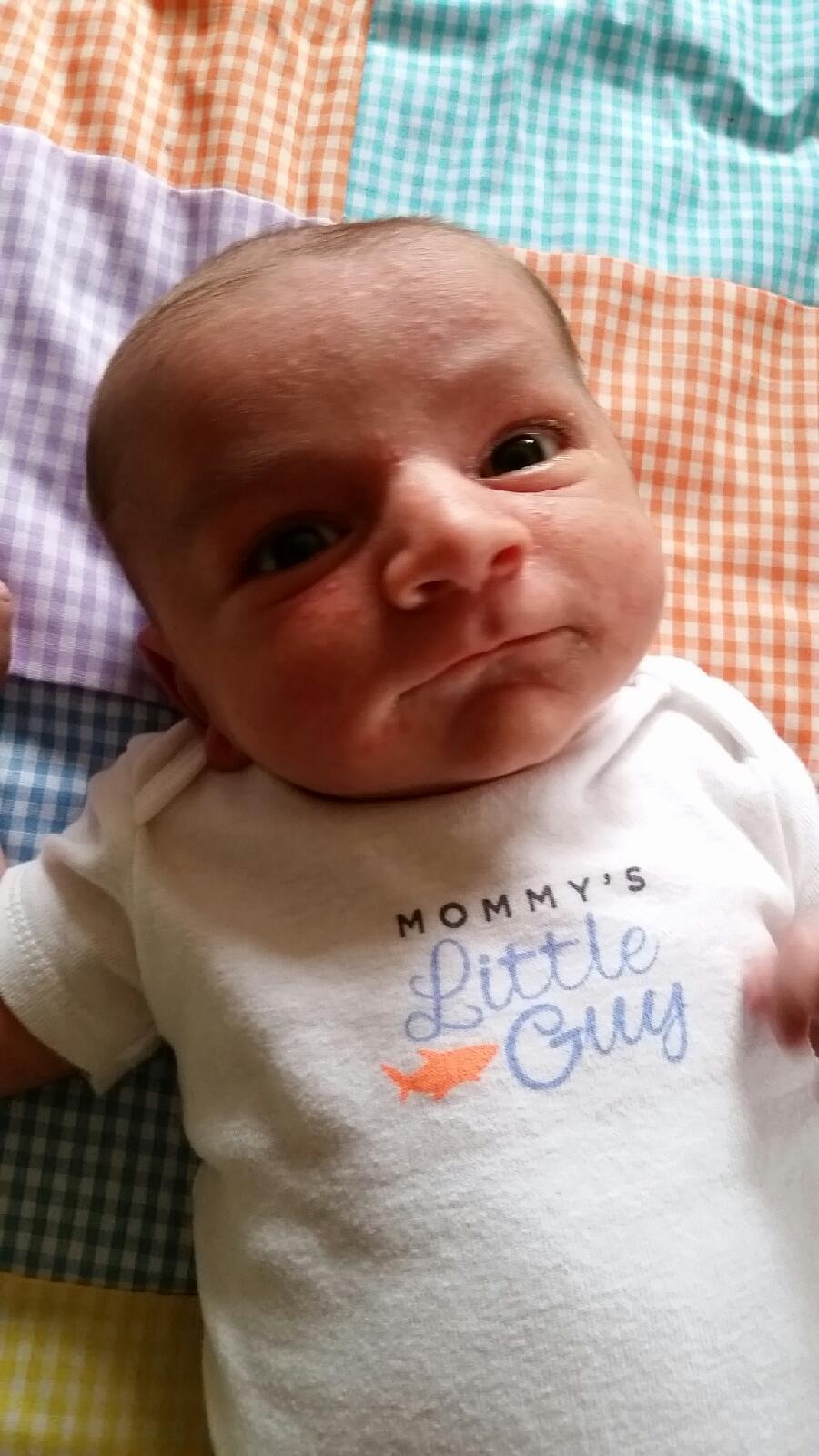 Births, April 1, 2015