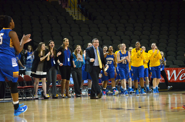 Elite status / Tabor College women reach the final eight in their quest for a national title