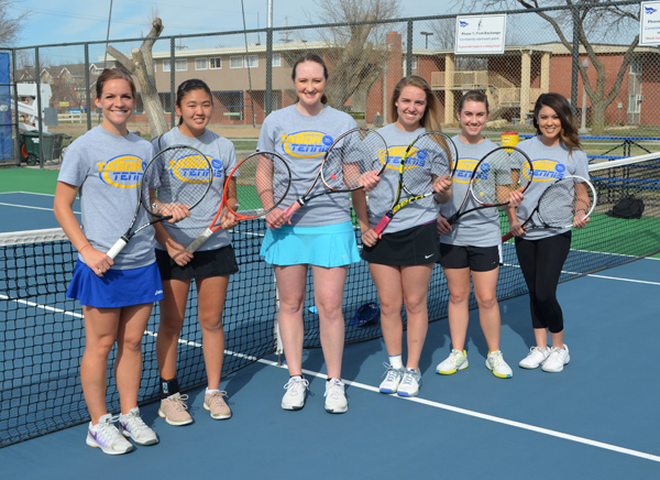 Tabor?s tennis teams making progress in KCAC