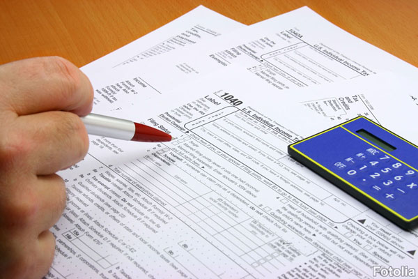 Five common causes for prevalent tax mistakes