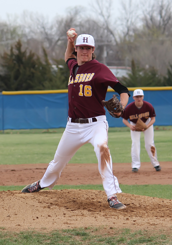 Trojans lose leads late at Lindsborg