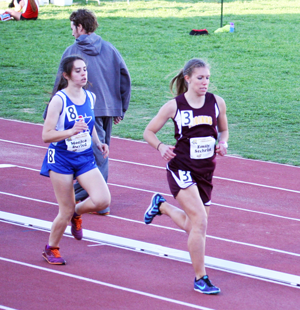 Sechrist, Knoll run at Pre-state Challenge
