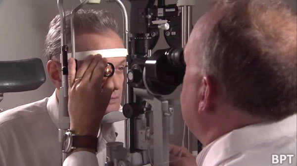With diabetes, don?t overlook annual eye exams