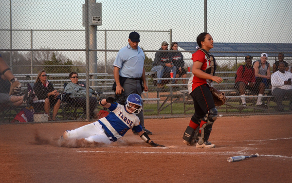 Tabor softball sweeps McPherson