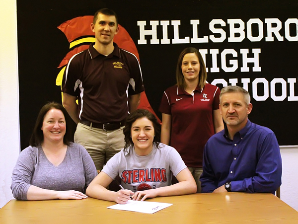 Proffitt signs for hoops at Sterling