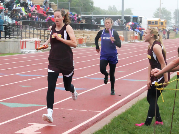 HHS qualifies seven events