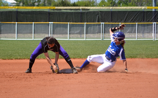 TC softball 2-2 in KCAC tournament