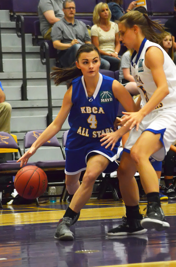 Makovec plays in all-star game