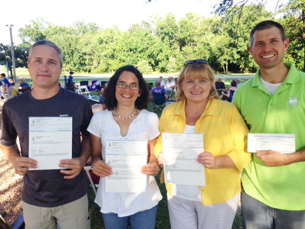 Goessel Community Foundation issues $2,170 in project grants