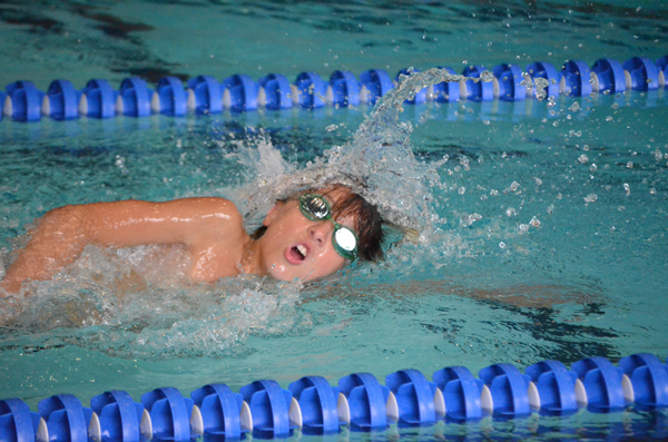 Hillsboro swim team finds success at Marion meet