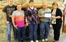 Three local businesses receive KDOC Merit Award