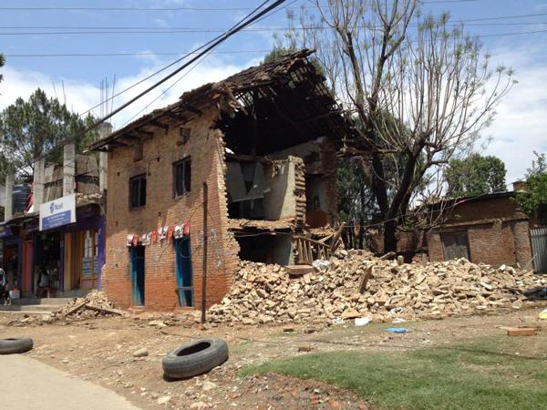Hillsboro volunteer lived through earthquake in Nepal