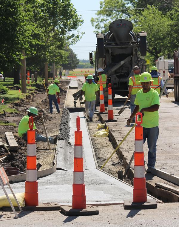 Safe Routes to School shows concrete progress