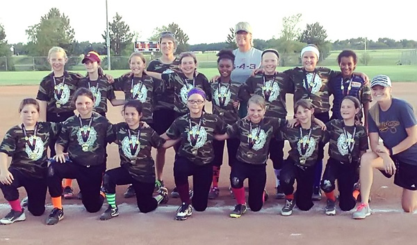10-U girls? teams win local and state softball titles