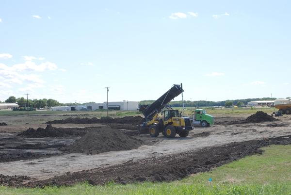 Construction begins on Dollar General store at Marion; completion target is Nov. 11