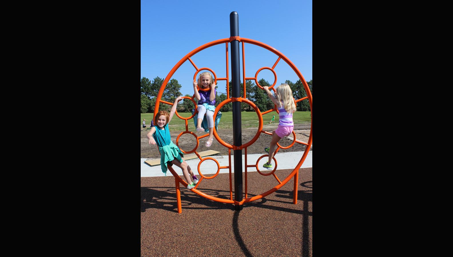 Playground pleasure