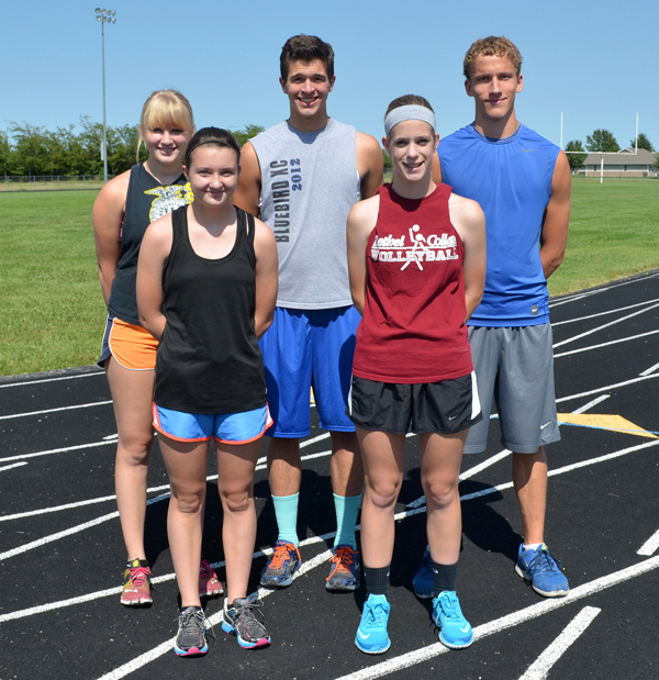 Six letter-winners to run for GHS