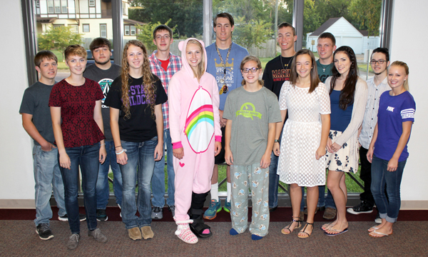 Hillsboro High School seniors select homecoming candidates; crowning ceremony at 6:30 p.m.