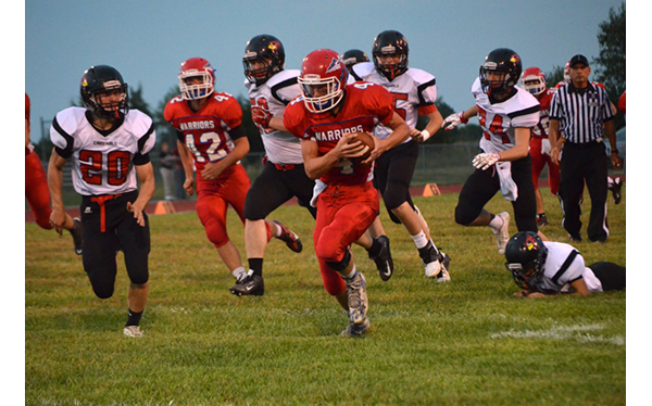 Marion gains homecoming victory over Ell-Saline