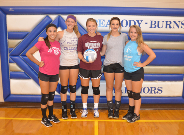 Warrior volleyball has new coach