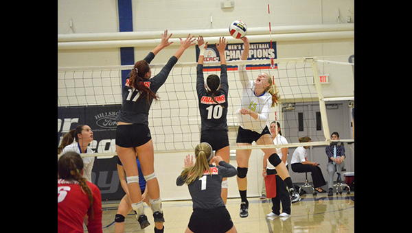 Jays defeat Friends in KCAC play