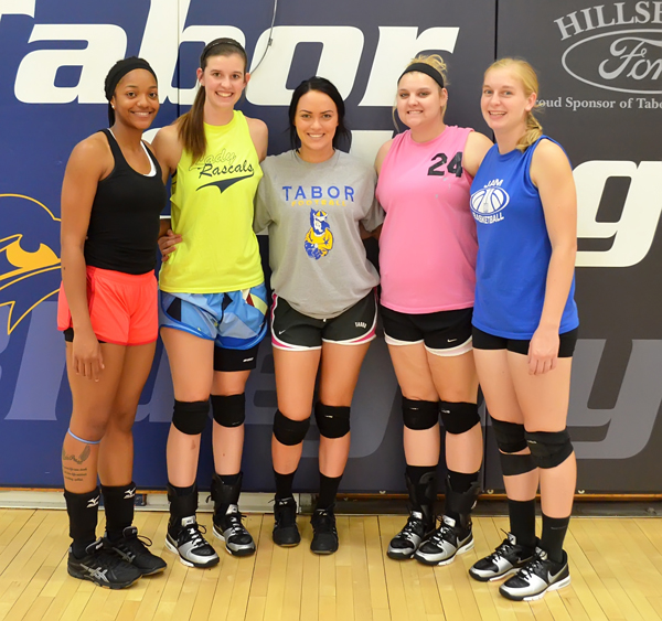 New faces key for TC volleyball