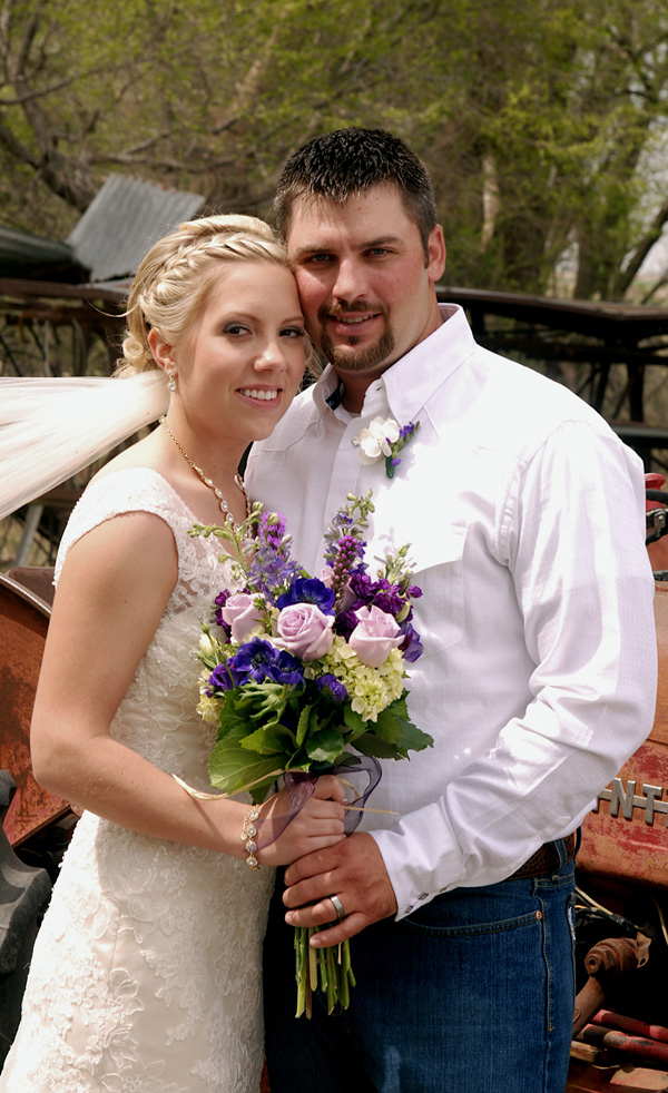 Serene, Bartel wed April 11 in Hillsboro