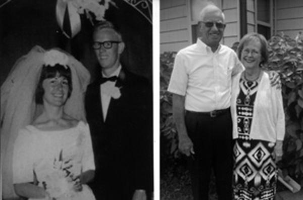 Hillsboro couple celebrate 50 years