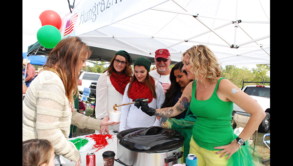 Chili cook-off at Marion County Lake raises almost $2,000