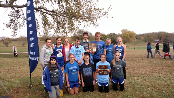 Goessel teams qualify for state