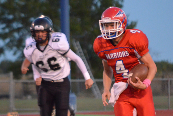 Marion suffers first loss of season to Northern Heights