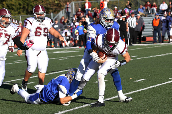 Tabor College wins KCAC football title for the first time since 2005