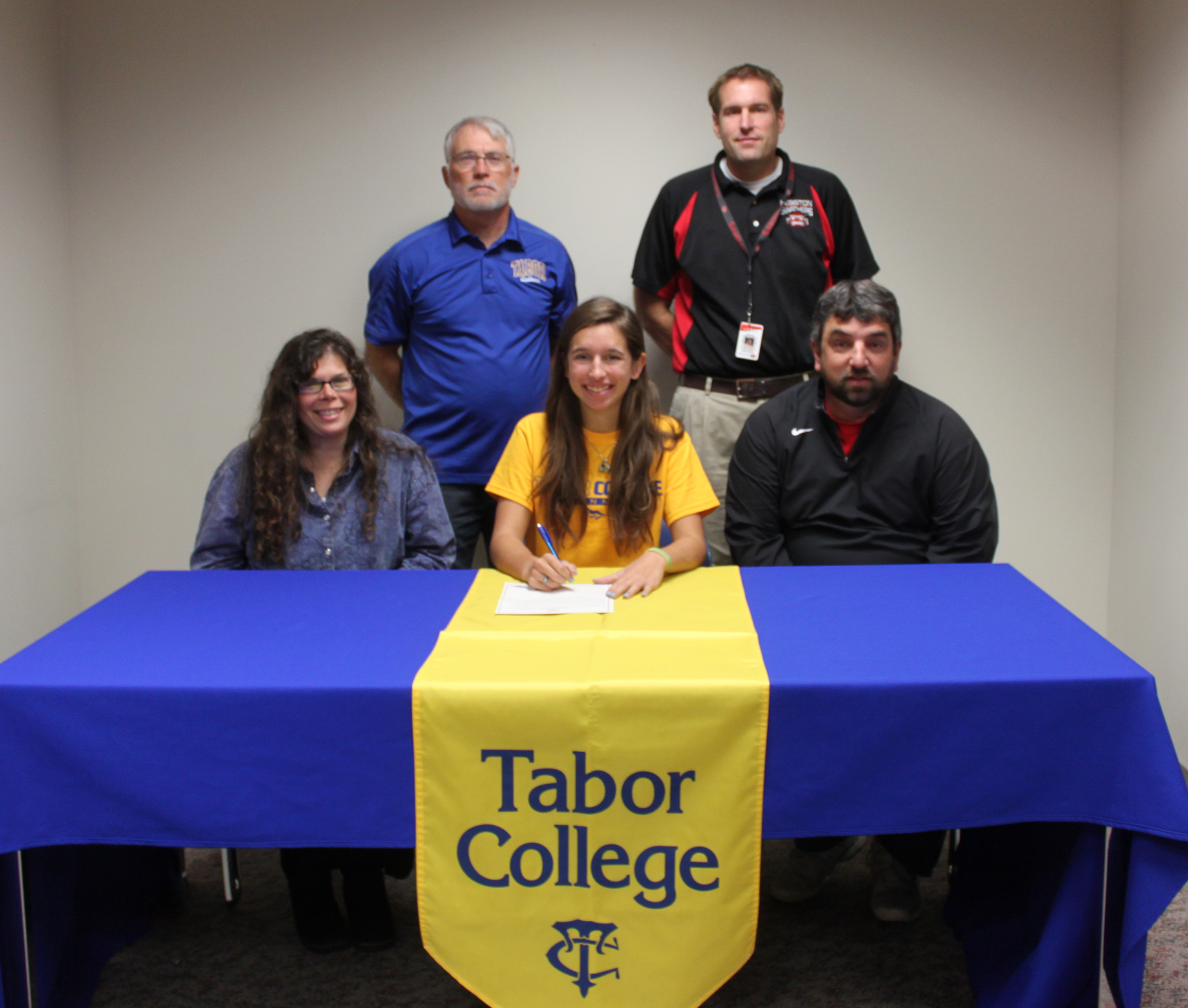 Tabor College inks Hesston?s Tessa Isaac for tennis