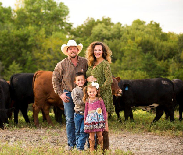 Over the past few years, the Gann family has made improvements on both range and cropland with reductions in erosion and improvements in grazing, removing invasive trees, nurturing soil health and enhancing wildlife habitat.