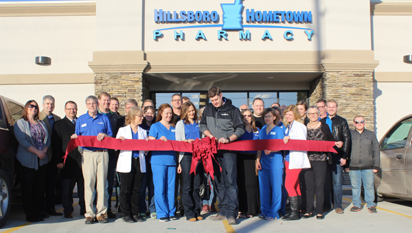 Hillsboro pharmacy cuts the ribbon on new facility and new name