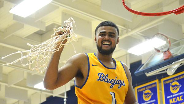 Tabor men claim another conference crown on their home court