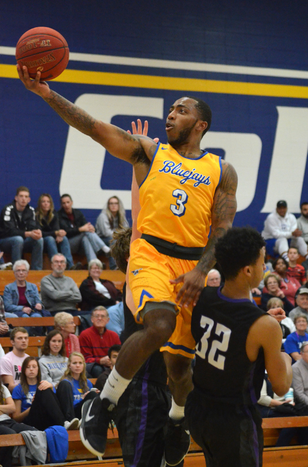 Tabor exits KCAC tourney early