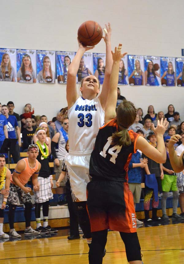 Goessel girls' season ends in sub-state finals