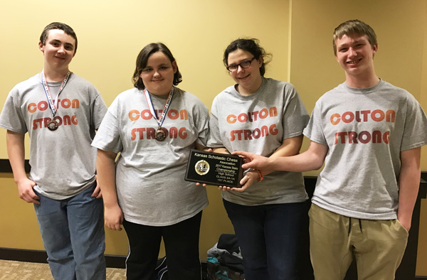 Chess Guild wins 2-1A state title