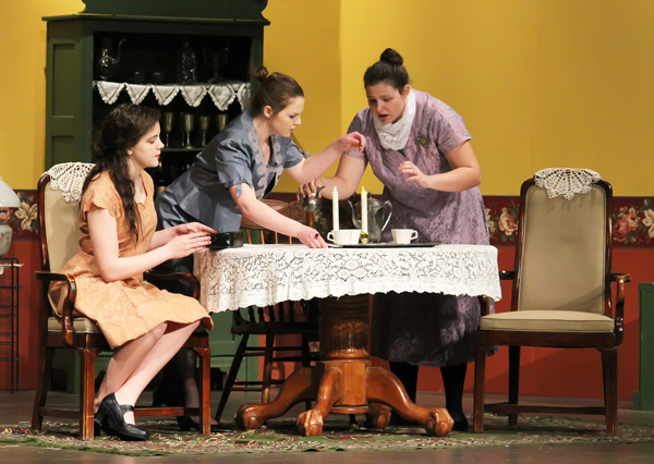HMHS to present 'Arsenic and Old Lace'