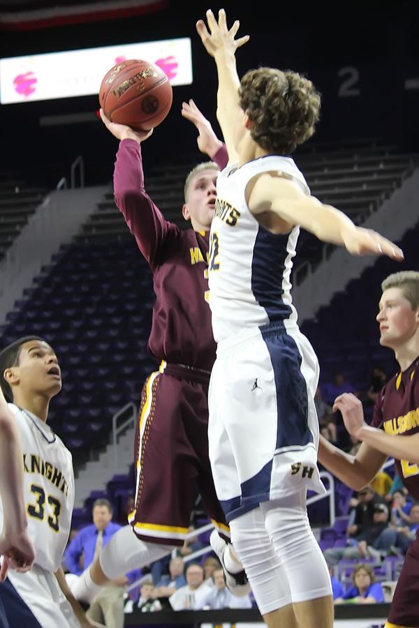 Trojans lose in 2A state quarterfinals